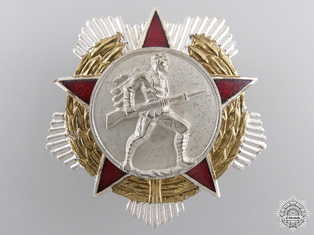 eMedals-An Albanian Order of Acts of Valour