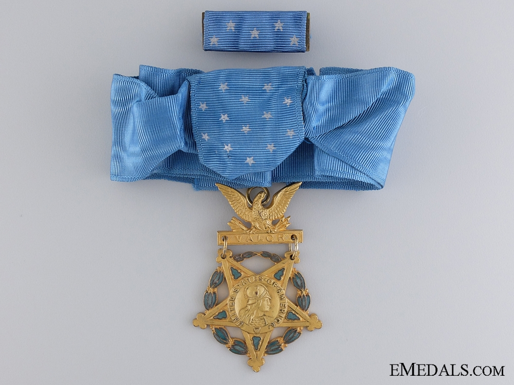 eMedals-A Second War Period American Army Medal of Honor 1944-1964
