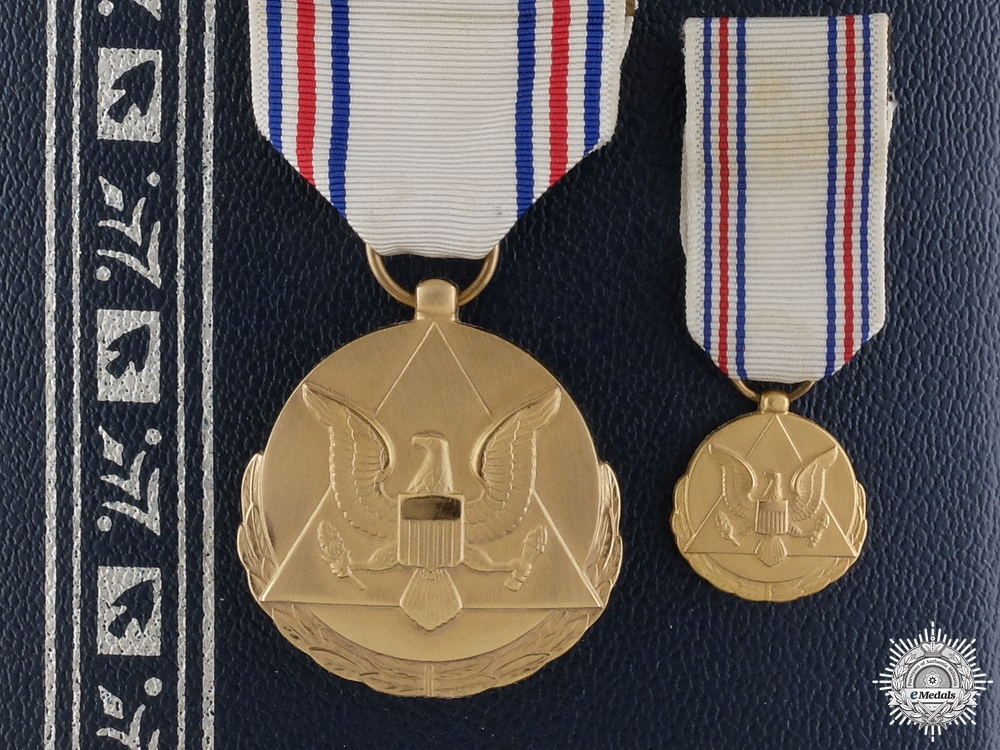 eMedals-An American Army Distinguished Civilian Service Medal