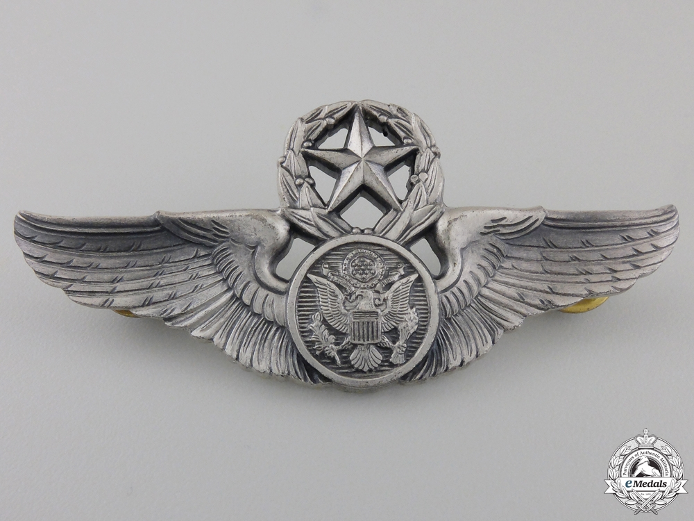 eMedals-An American Army Air Force Command Aircrew Wings
