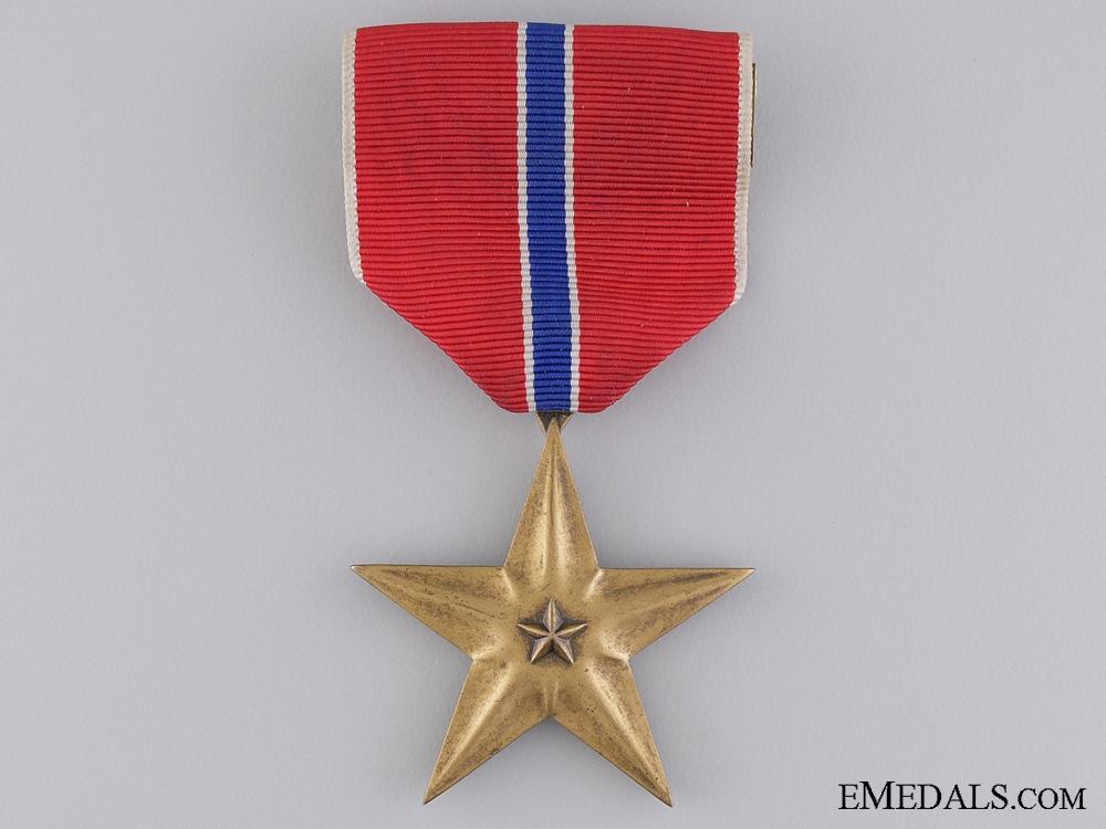 eMedals-An American Bronze Star to Walter Hitt III