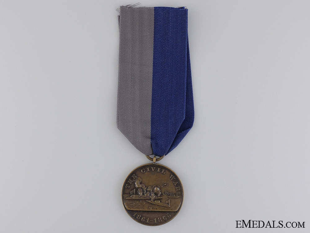 eMedals-An American Civil War Naval Campaign Medal