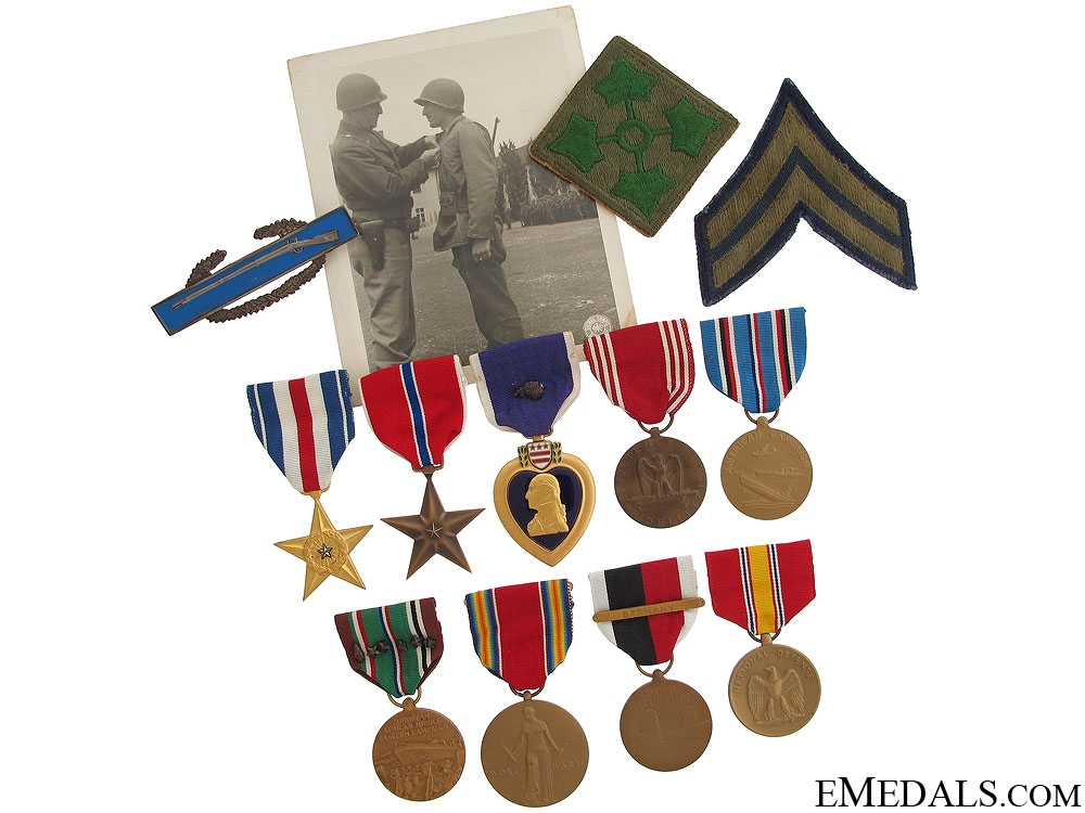 eMedals-American D-Day Gallantry & Casualty Group