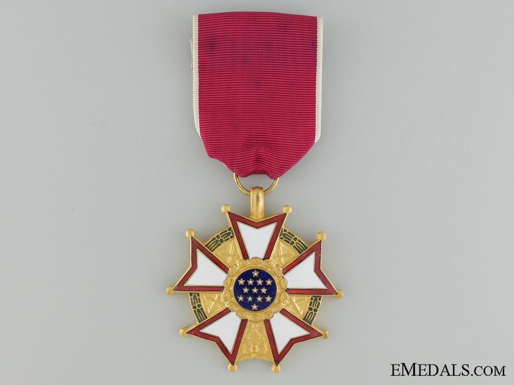 eMedals-An American Legion of Merit; Legionnaire Grade
