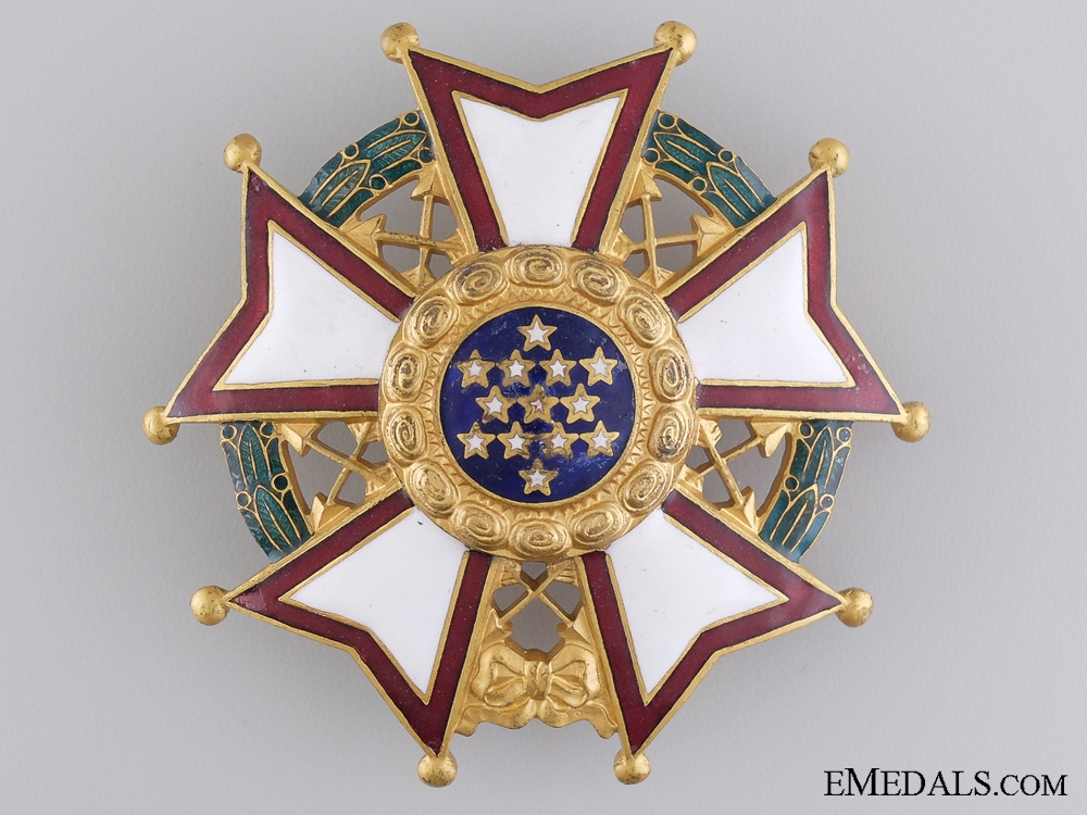 eMedals-An American Legion of Merit; Chief Commander Breast Star