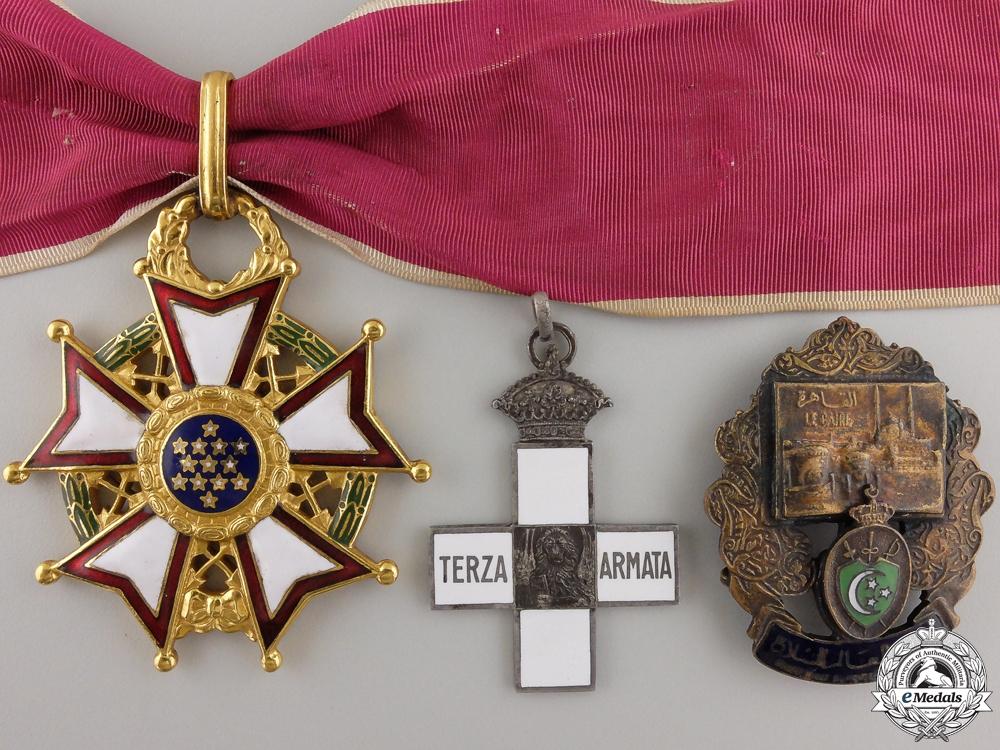 eMedals-An American Legion of Merit to Turkish General Mehmet Ali Keskiner