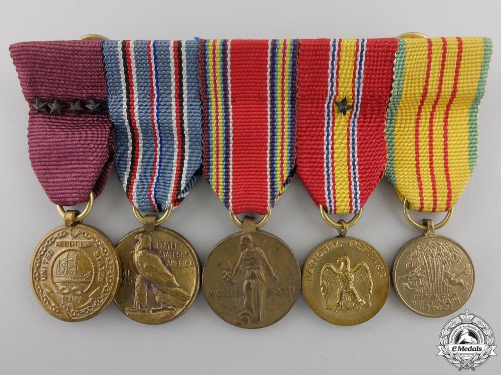 eMedals-An American Second War & Vietnam War Miniature Group