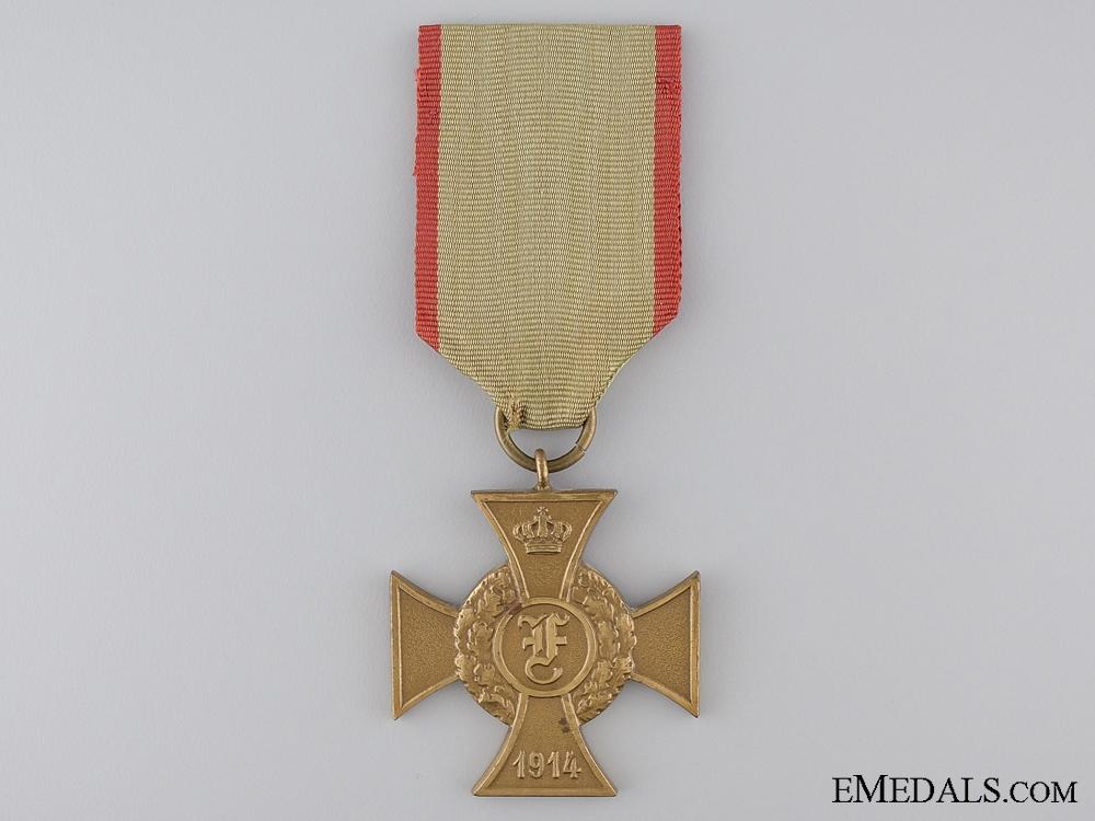 eMedals-An Anhalt Military Friedrich Cross