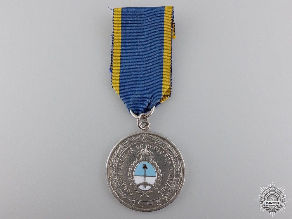 eMedals-An Argentinian Commandos Service Medal