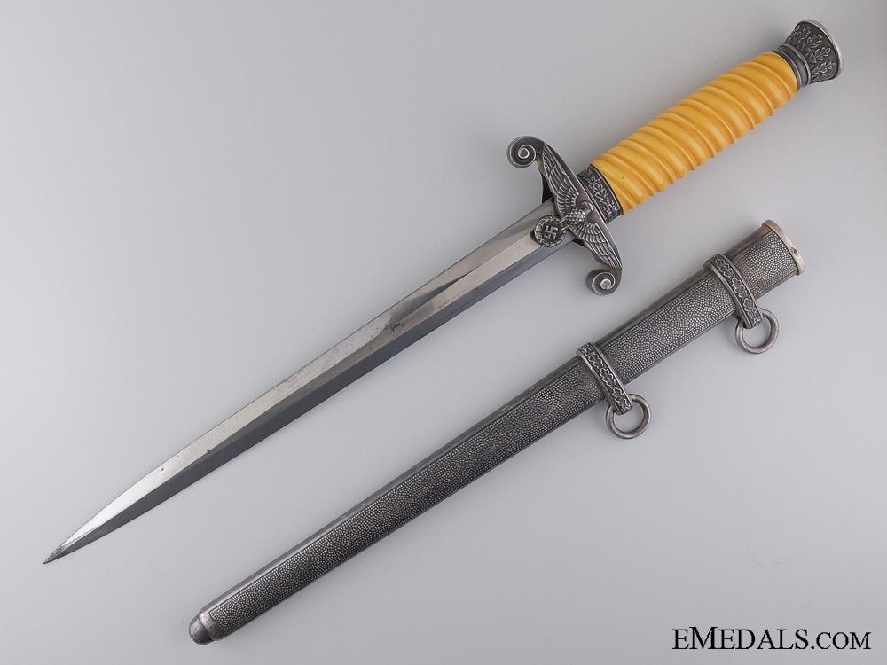 eMedals-An Army (Heer) Dagger by Carl Eickhorn, Solingen