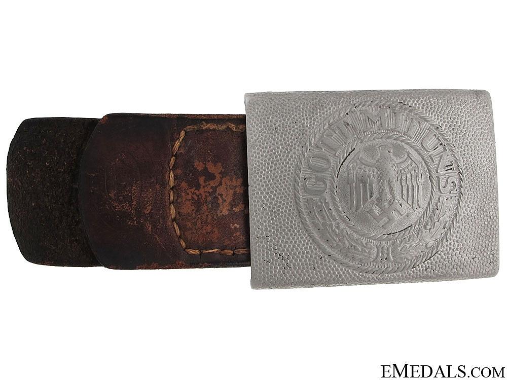 eMedals-An Army Belt Buckle