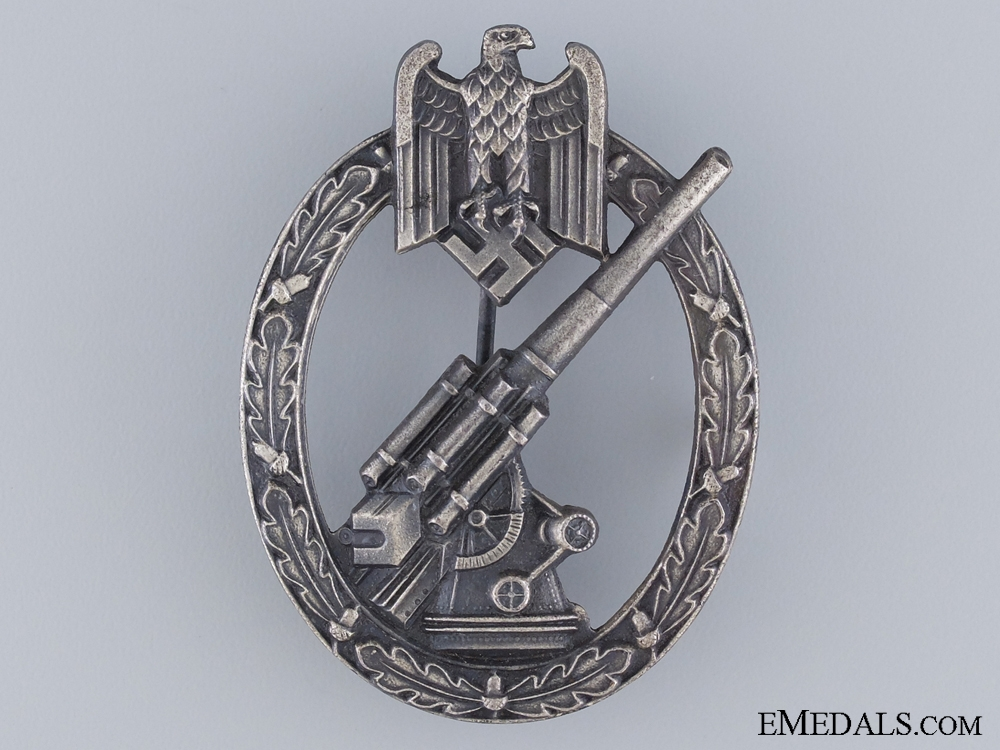 eMedals-An Army Flak Badge