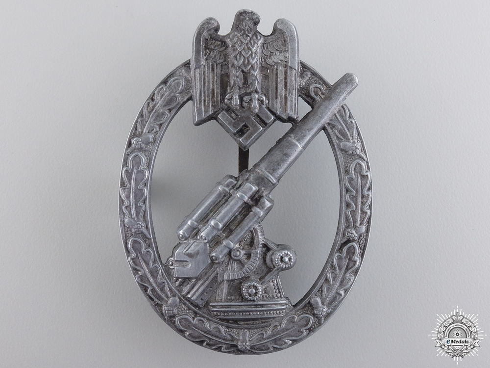 eMedals-An Army Flak Badge by Forster & Barth