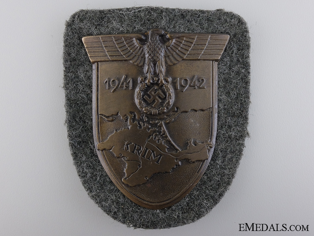 eMedals-An Army Issued Krim Shield