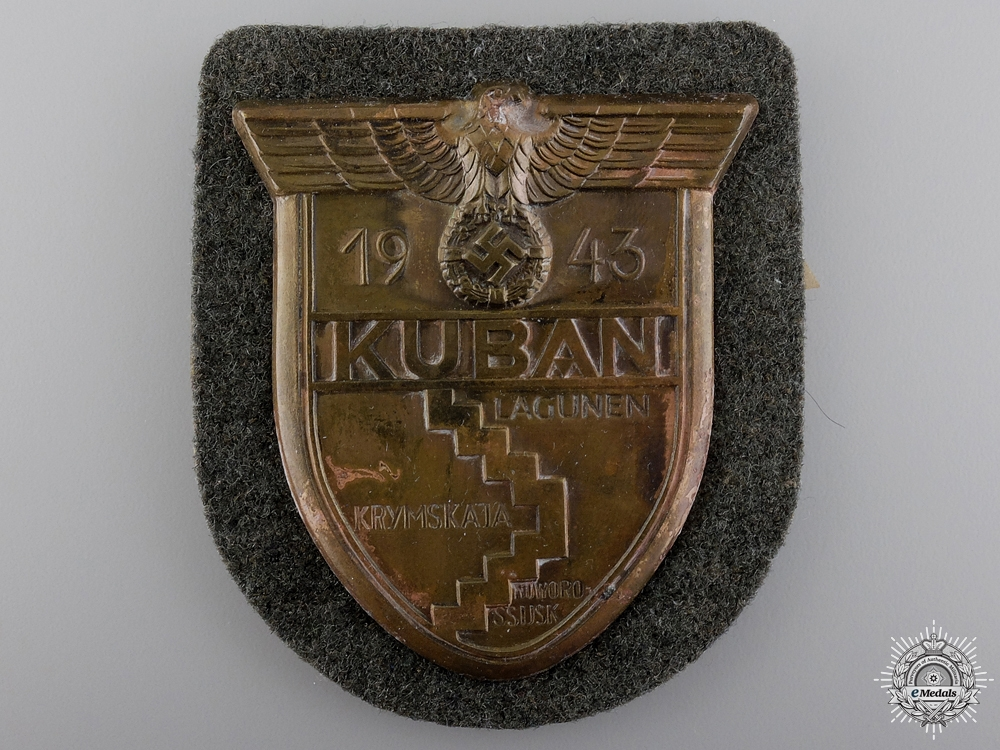 eMedals-An Army Issued Kuban Shield