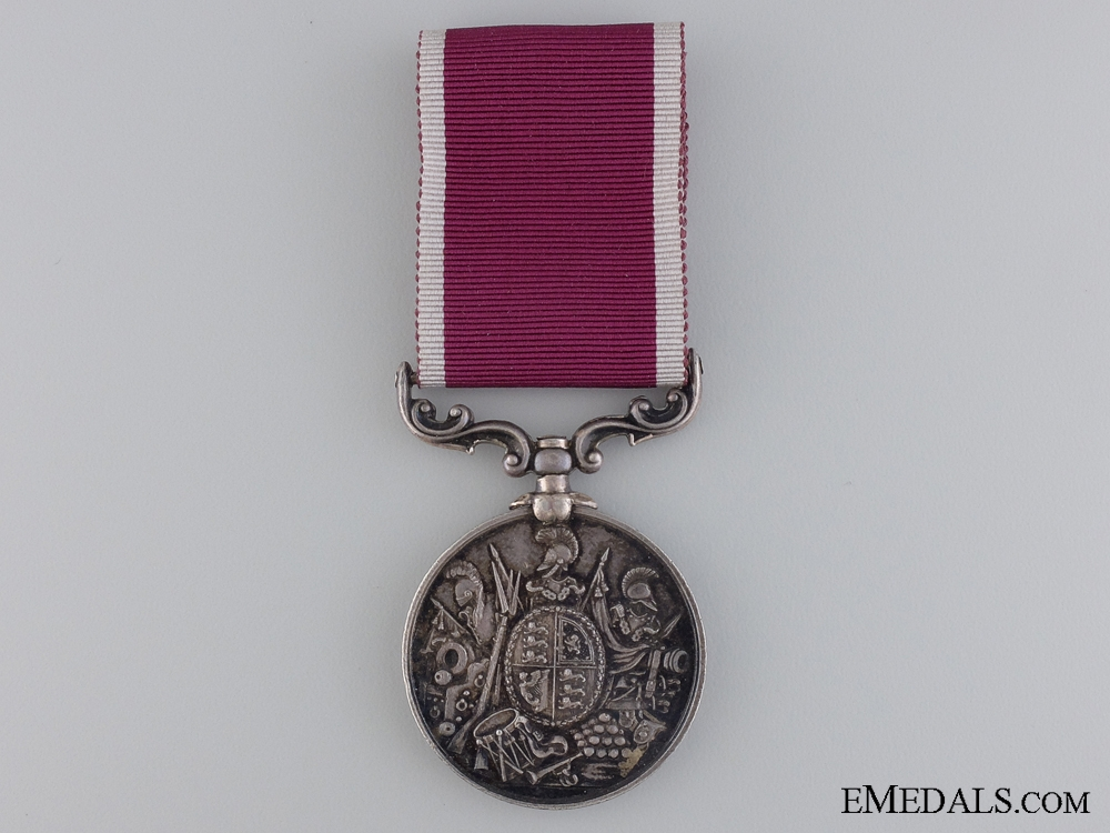 eMedals-An Army Long Service and Good Conduct Medal to the C&T Corps
