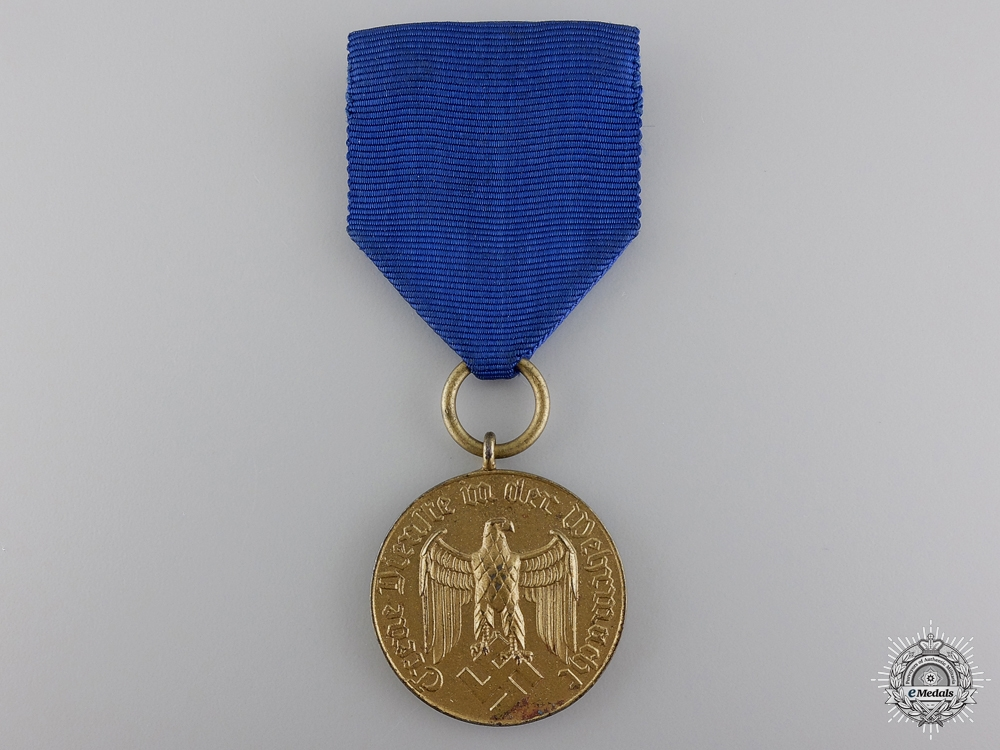 eMedals-An Army Long Service Medal for 12 Years