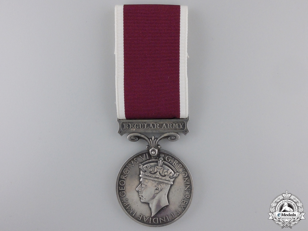 eMedals-An Army Long Service & Good Conduct Medal to the Welsh Guards