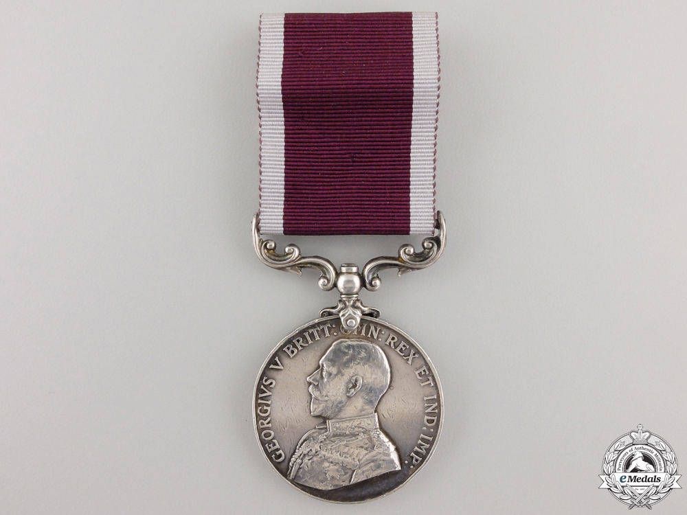 eMedals-An Army Long Service and Good Conduct Medal to the Royal Fusiliers