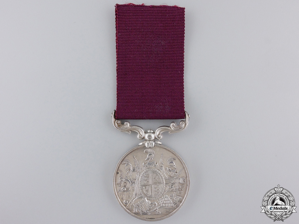 eMedals-An Army Long Service & Good Conduct Medal to the Royal Artillery