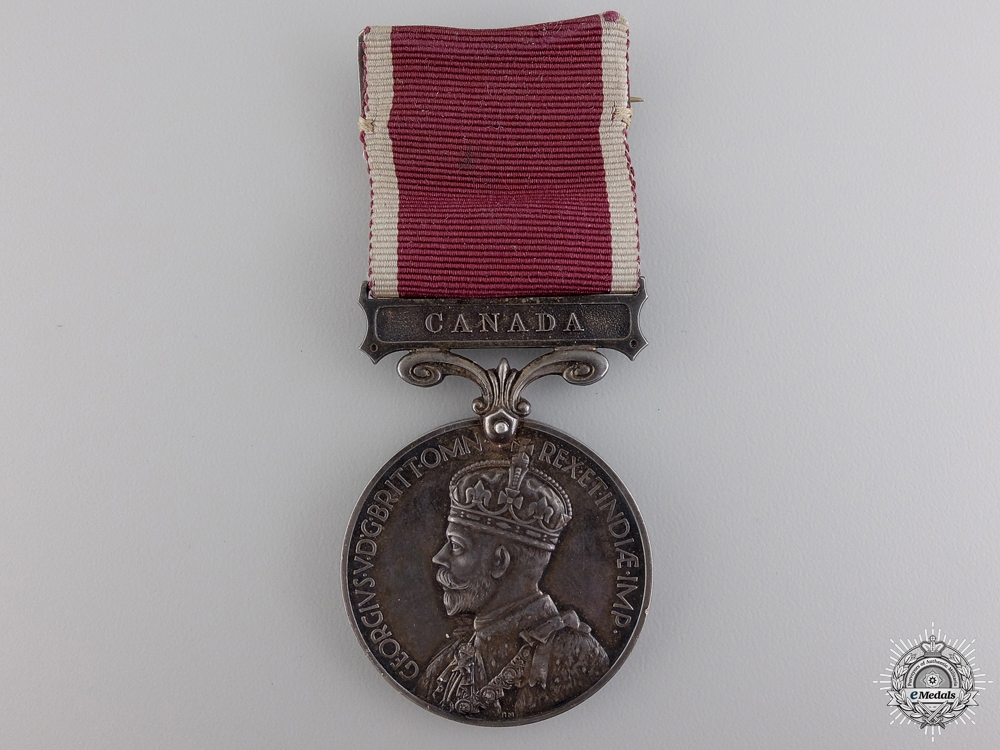 eMedals-An Army LS & GC Medal to the Royal Canadian Ordnance Corps