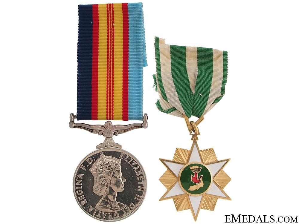 eMedals-An Australian Vietnam War Pair