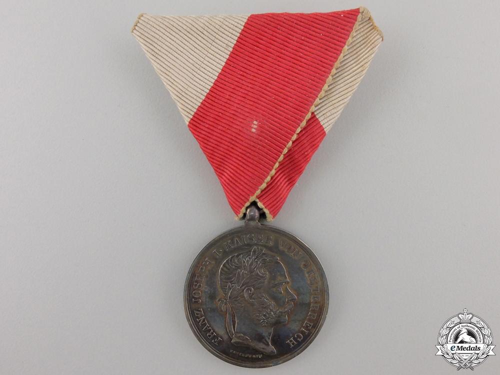 eMedals-An Austrian 1866 Tirol Commemorative Medal