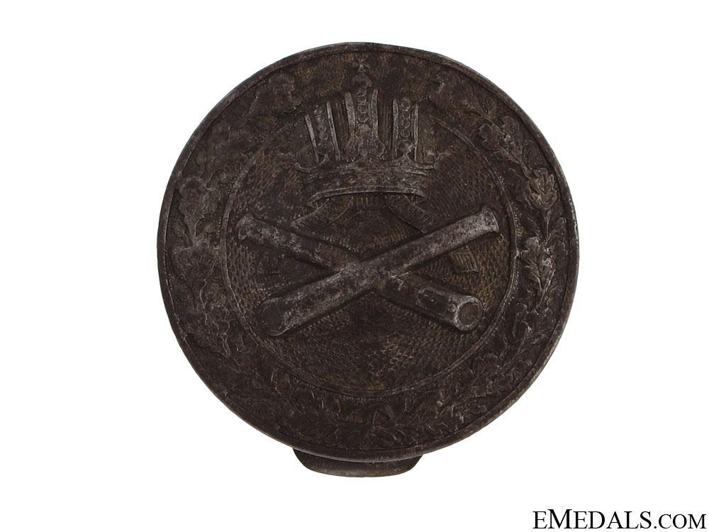 eMedals-An Austrian Artillery Badge