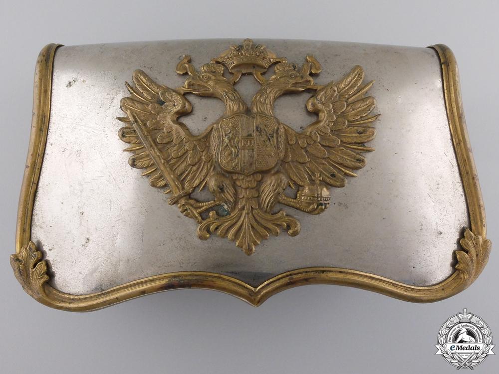 eMedals-An Austrian Artillery Officer's Dress Pouch
