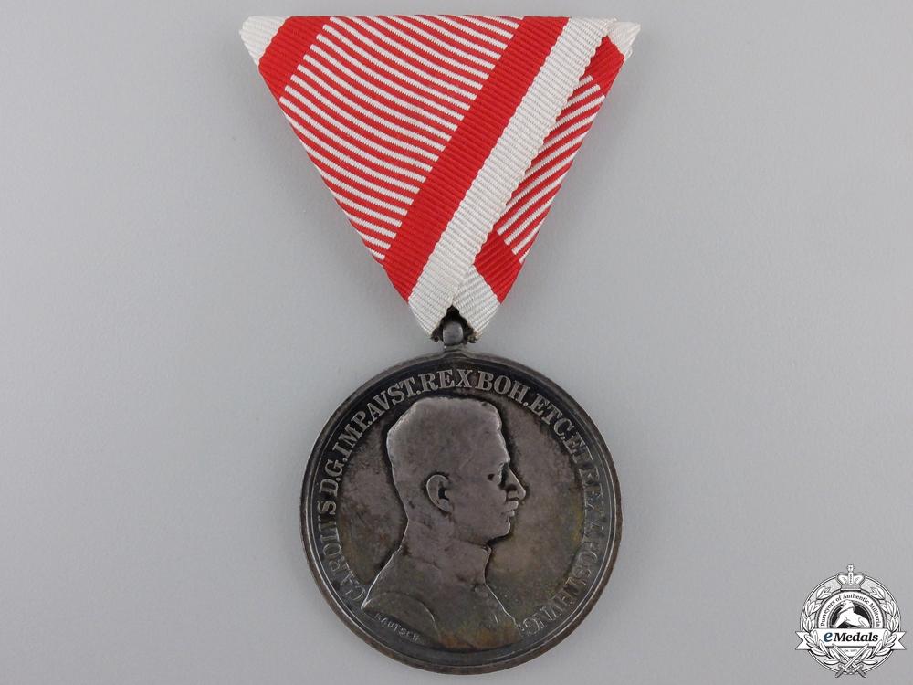 eMedals-An Austrian Bravery Medal; Silver Grade 1st Class