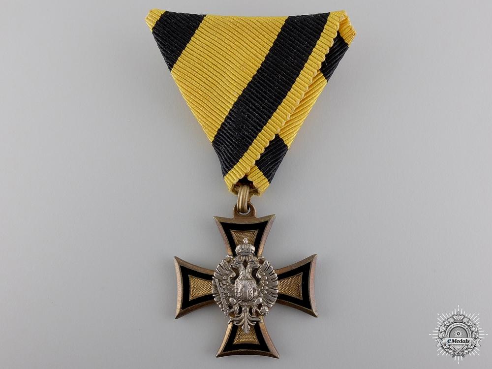 eMedals-An Austrian Long Service Cross 2nd Class for 35/40 Years