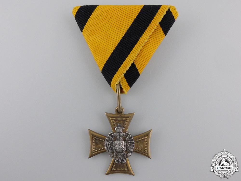 eMedals-An Austrian Long Service Cross for 25 Years Service