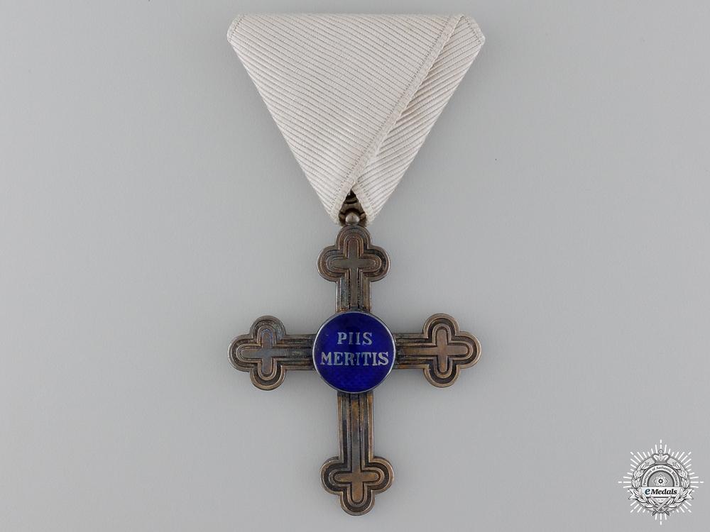 "eMedals-An Austrian Merit Cross ""Piis Meritis"" for Military Chaplains"