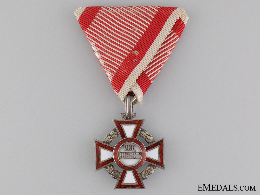 eMedals-An Austrian Military Merit Cross by V.Mayer