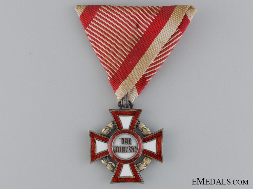 eMedals-An Austrian Military Merit Cross by V.Mayer