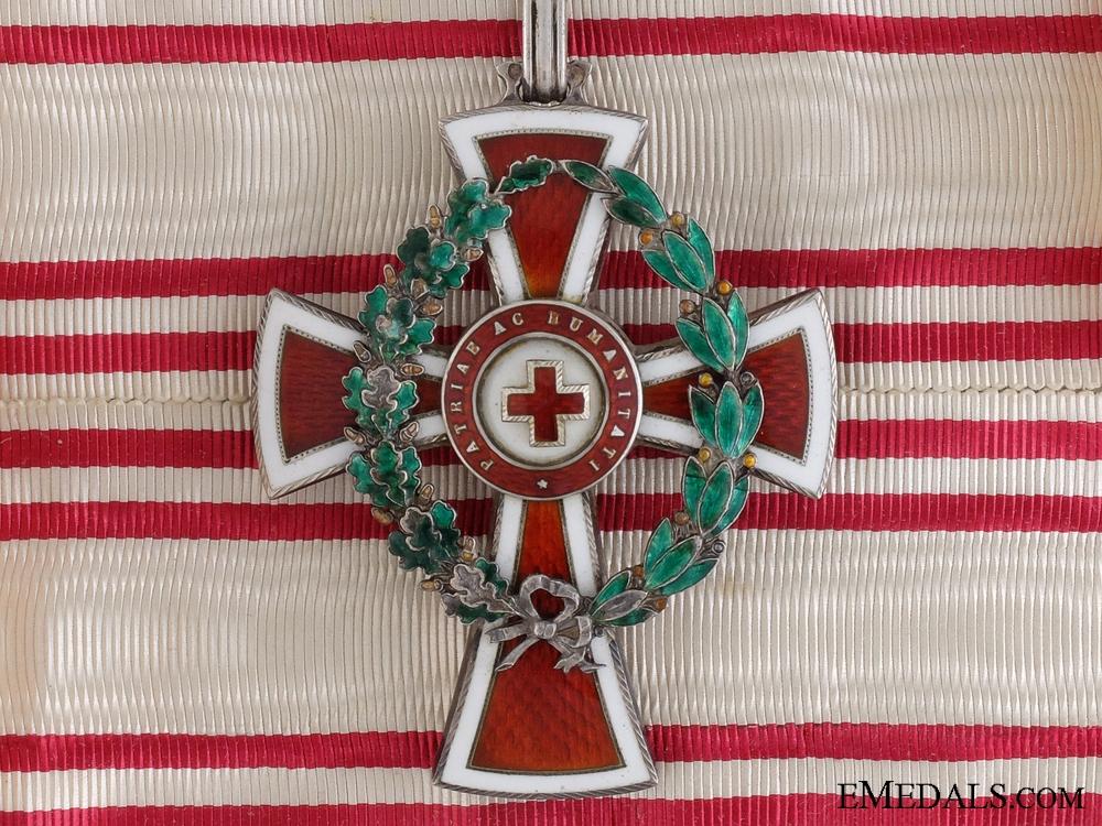 eMedals-An Austrian Red Cross Decoration; First Class