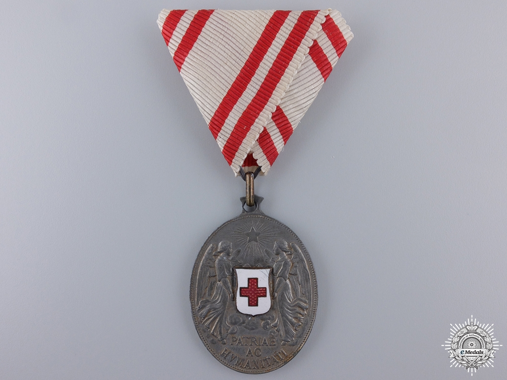 eMedals-An Austrian Red Cross Decoration Medal