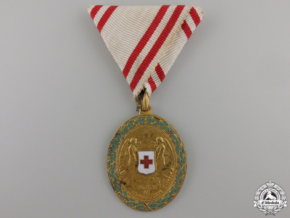 eMedals-An Austrian Red Cross Honour Decoration