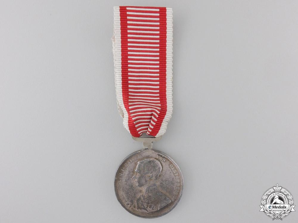 eMedals-An Austrian Silver Bravery Medal; Second Class