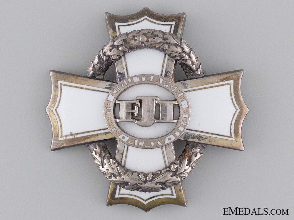 eMedals-An Austrian War Cross for Civil Merit; Third Class Cross