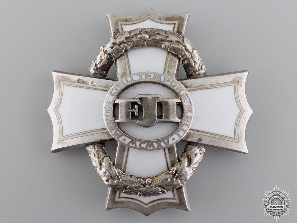 eMedals-An Austrian War Cross for Civil Merit
