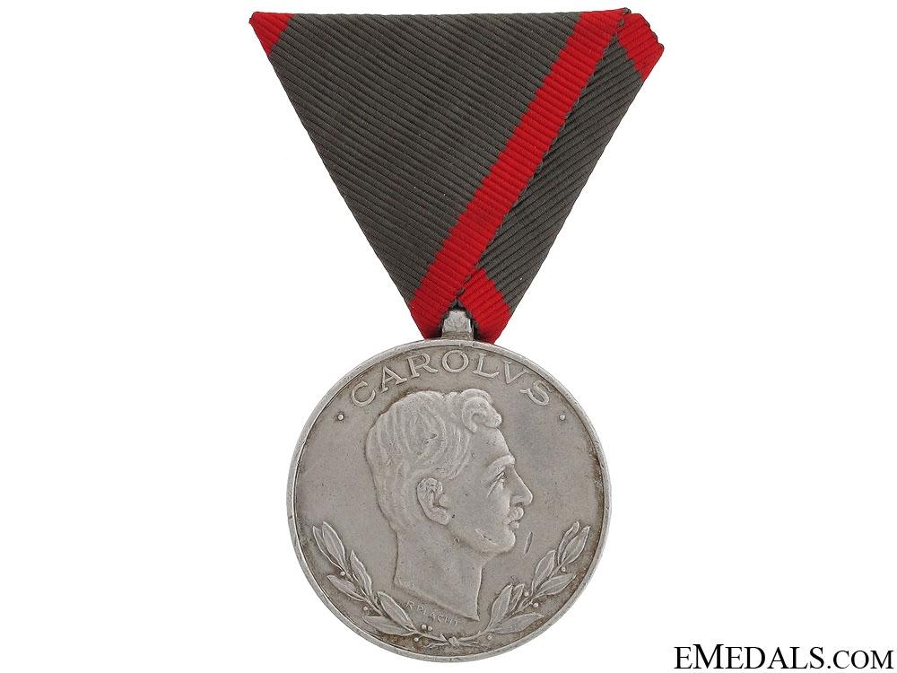 eMedals-An Austrian Wound Medal