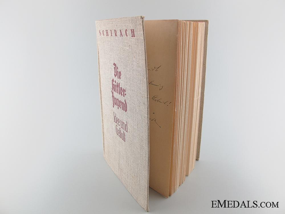eMedals-An Autographed Baldur Von Schirach Novel