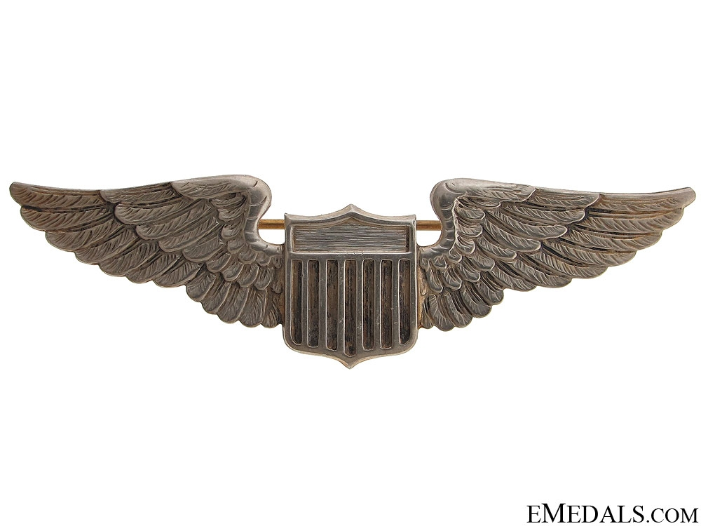 eMedals-An Early 1925-30 USAAF Pilot Wing