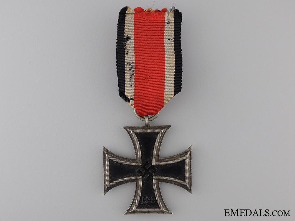 eMedals-An Early Schinkel Iron Cross Second Class 1939