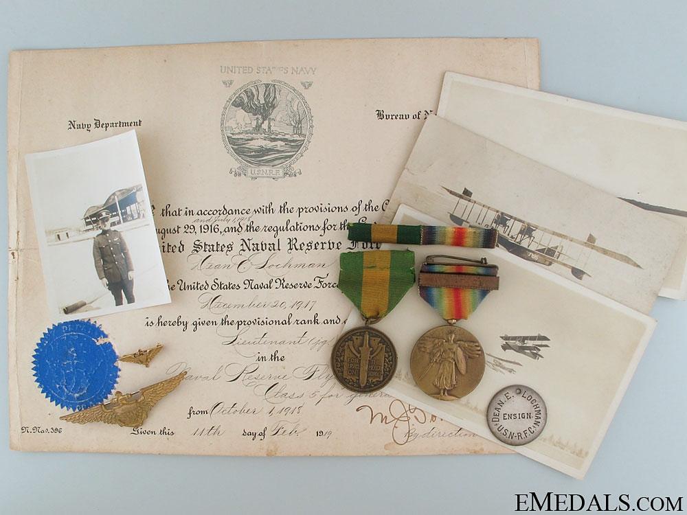 eMedals-An Early American Pilots Grouping; Panama KIA