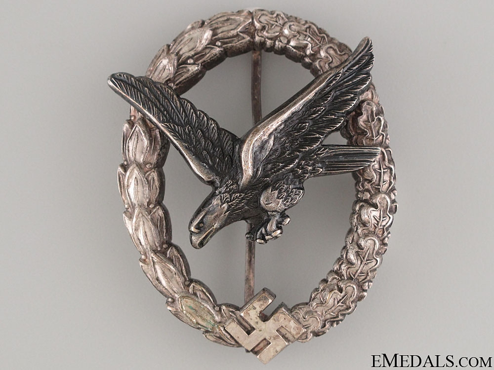 eMedals-An Early and Mint Air Gunner Badge