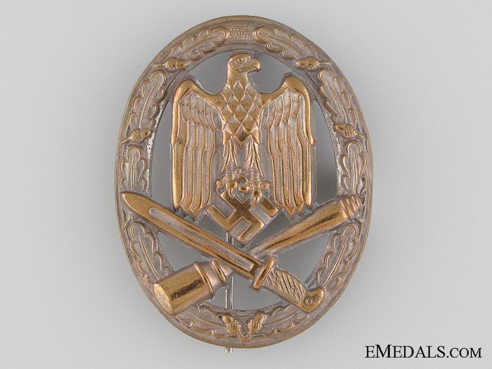 eMedals-An Early General Assault Badge