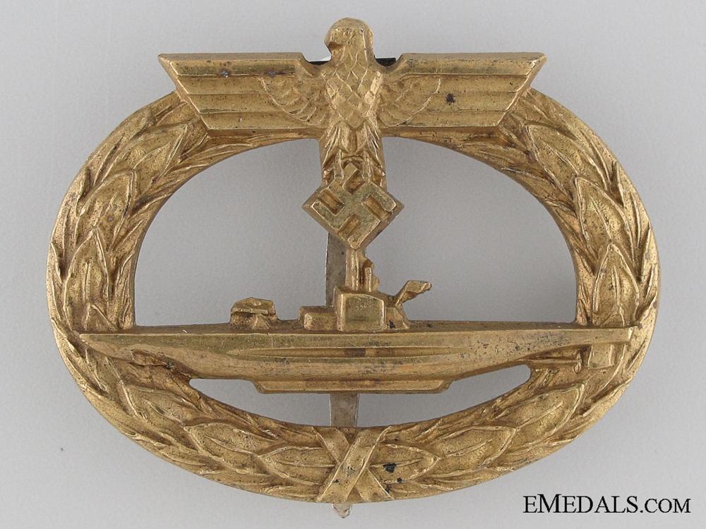 eMedals-An Early German Submarine War Badge