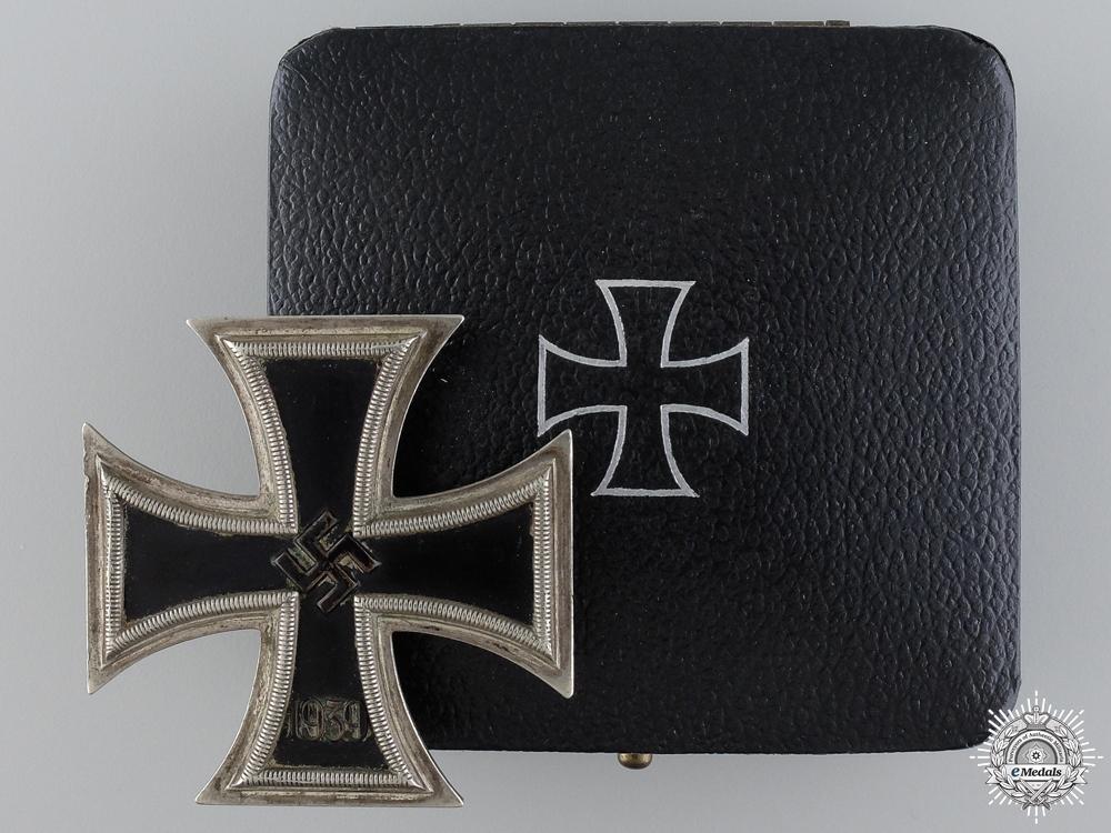 eMedals-An Early Iron Cross First Class 1939; Schinkel Version